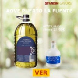 Aove Puerto la Fuente - Spanishflvors   g